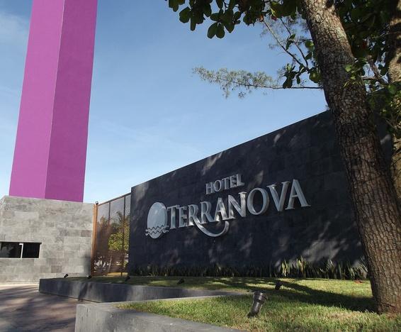 façade Hôtel Terranova
